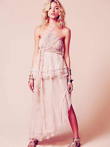 Free People Washed Ashore Maxi