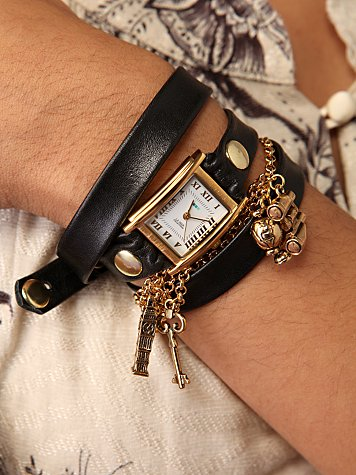 Tourista Wrap Charm Watch