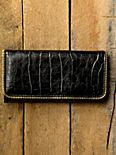 Zipper Trifold Wallet