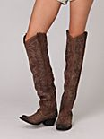 Belle Starr Over The Knee Boot