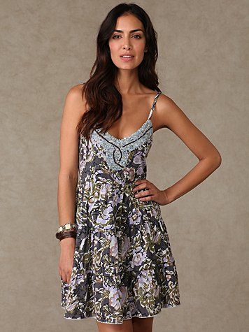 Western Royalty Dress at Free People Clothing Boutique