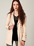 Waisted Madeline Coat