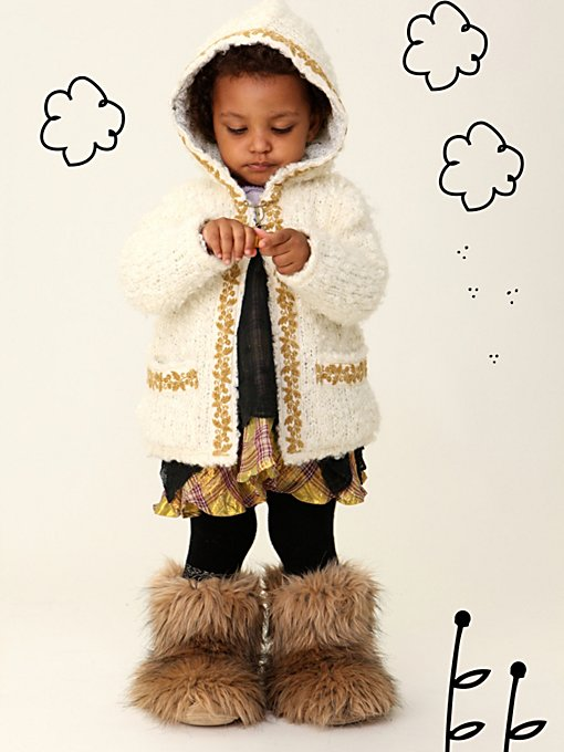 Wee People Cubby Bear Jacket