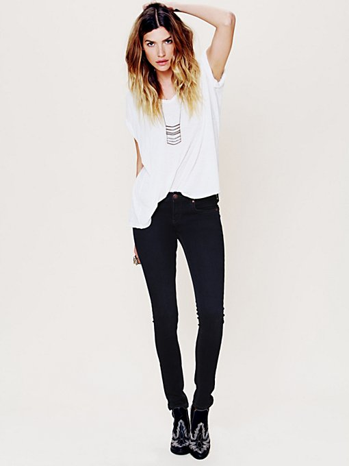 Free People FP Light Weight Stretch in boyfriend-jeans