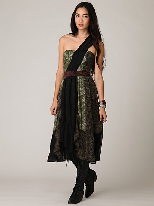 Festival One Shoulder Dress in sale-sale-under-70