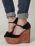Daisy Wedge Platform