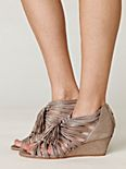 Stranded Wedge Sandal