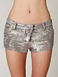 IRO Sequin Shorts