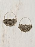 Bombay Hoop Earrings