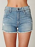 Peaches High Rise Short