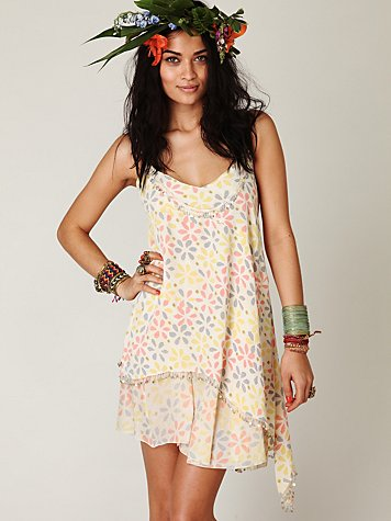 FP 1 Embellished Dress at Free People Clothing Boutique from freepeople.com
