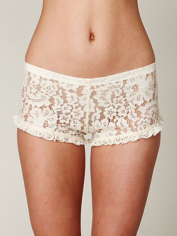 Lace Bloomer