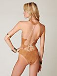 Ares Suede One Piece