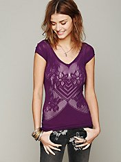 Seamless Tupelo Honey Top