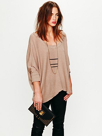 Boxy Oversized Sweater