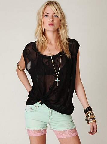 Intimately FP All Over Lace Shorts