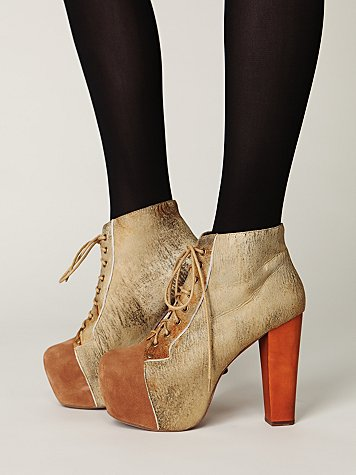 Ophelia LTD Platform Boot