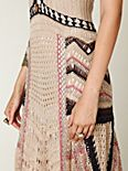 FP Spun Eighty Stages Crochet Dress