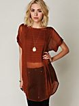 FP New Romantics Pleated Tunic