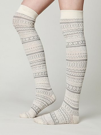 Arctic Tall Sock