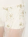 Embellished Lace Pant