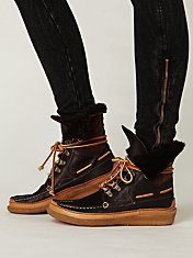 Medford Lace-Up Boot