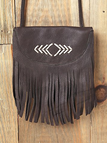 Free PeopleCutnPaste & Free People Sweetwater Fringe Crossbody