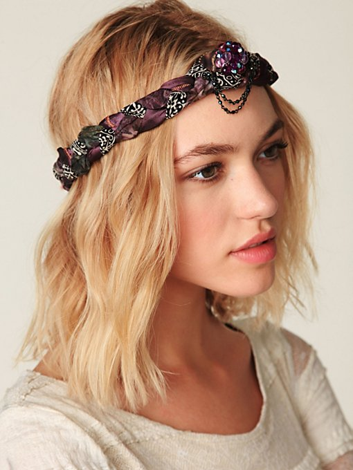 Tamira Jeweled Turban