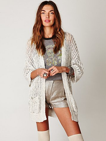 2-Pocket Cardigan