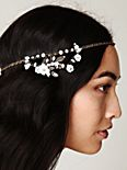 Adorned With Flowers Headband