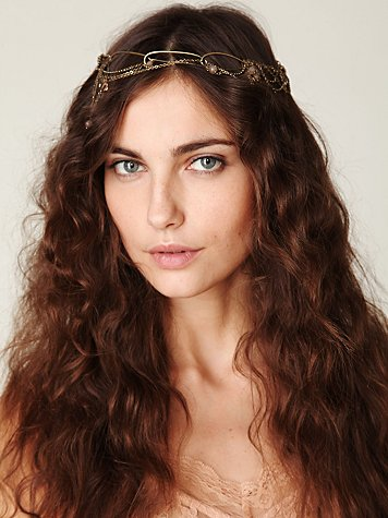 Lost Garden Headpiece