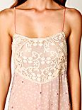 FP New Romantics Embellished Romper