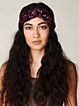 Burnout Velvet Turban