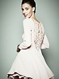 Battenburg Lace Dress