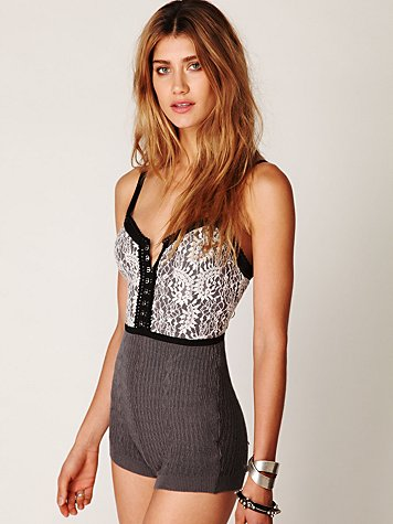 Pillow Talk Romper