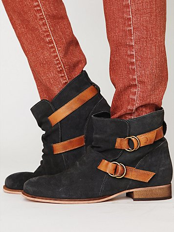 Miguel Buckle Boot