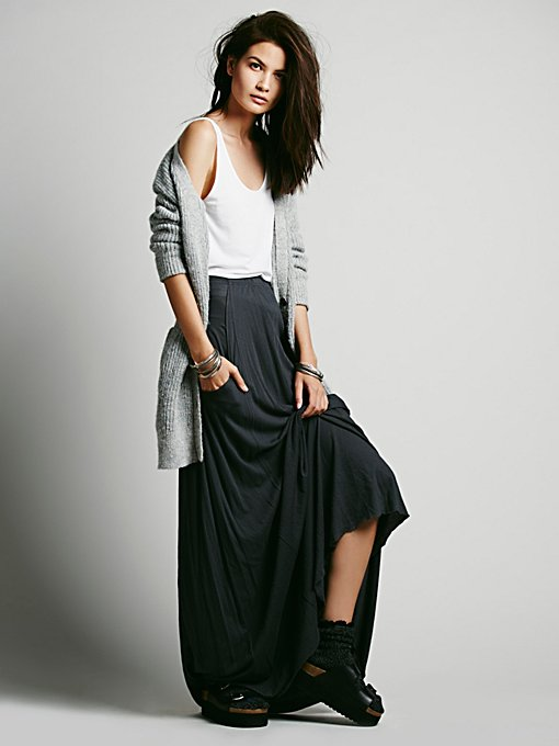 FP Beach Mad Cool Skirt in maxi-skirts