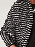 Amoudi Striped Cardigan