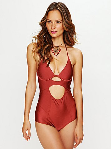 Underwire One Piece