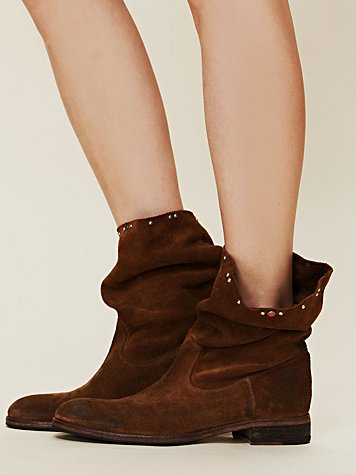 Hollywood Trading Company HTC Sienna Suede Boot