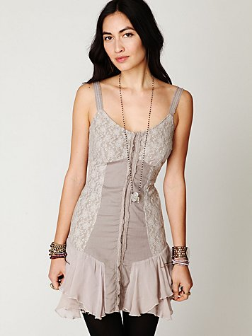 FP ONE Lacy Corset Dress