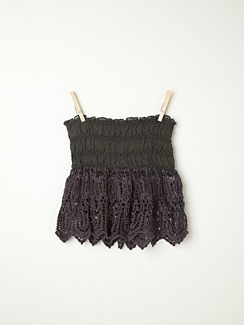 FP ONE Lacy Layering Slip
