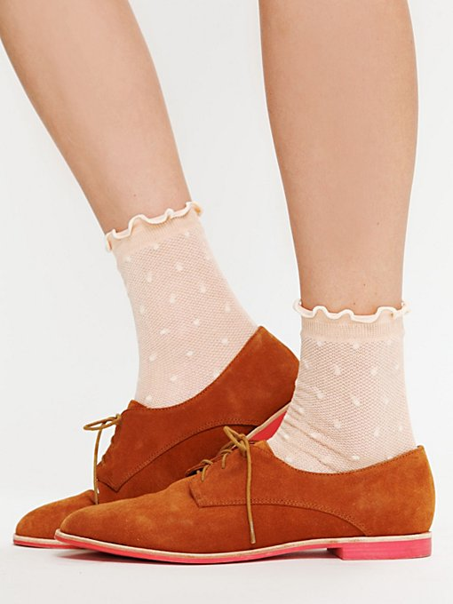 Dolce Vita Drew Lace Oxford in Brogues