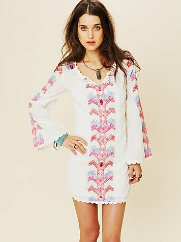 Free People Misty Meadow Dress