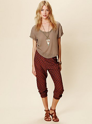 Free People Boarding Genius Pant