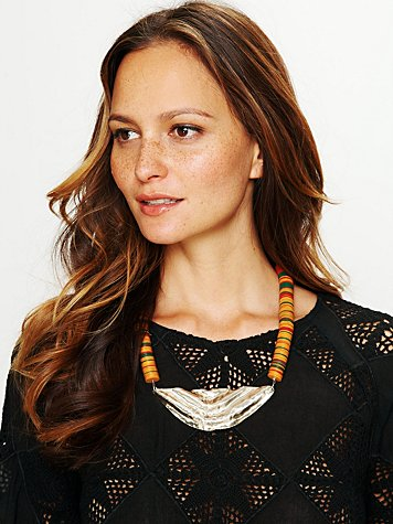 Mikah Tribal Necklace