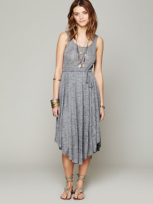 Starry Night Dress in knit-jersey