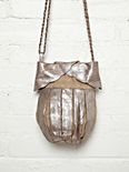 Imani Metallic Crossbody