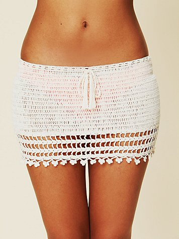 Marrakesh Crochet Skirt