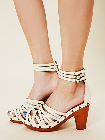 Jeffrey Campbell Calista Clog